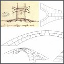 Image - Engineers put Leonardo da Vinci's bridge design to the test -- would have been world's longest at the time