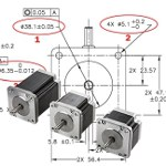 Image - Engineer's Toolbox: <br>Three steps to mount a step motor