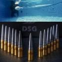 Image - New bullet design works under water