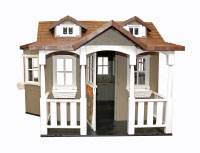 designfax materials products rh designfax net the cottage plastic playhouse the cottage playhouse sam's