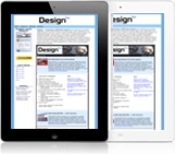 image of Designfax newsletter