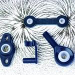 Image - Quick Look:<br>Maintenance-free igubal plastic bearings now metal detectable