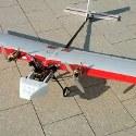 Image - Autonomous robotic plane flies indoors sans GPS