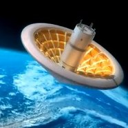 Image - Wheels (and rockets): <br>Hypersonic inflatable heat shield successfully tested by NASA