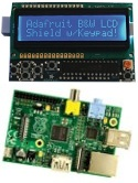 Image - Mike Likes: <br>Adding a display to a Raspberry Pi is a piece of cake