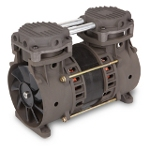 Image - Dependable, quiet oil-less compressors for OEM applications