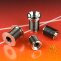 Image - Eliminate O-Rings to Increase Compatibility <br>and Reduce Potential Leak Paths