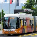 Image - ABB demonstrates technology to flash-charge electric bus in 15 sec