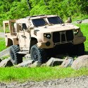 Image - Wheels: <br>3-way showdown -- Army's Joint Light Tactical Vehicle prototypes testing begins