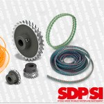 Image - Product Spotlight: <br> Posi-drive belts and sprockets for precision belt-drive applications