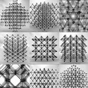 Image - MIT develops new approach to assembling big structures from small interlocking components