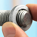Image - PREVENT BOLT LOOSENING<br>Request a free sample Nord-Lock washer
