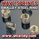 Image - Mike Likes: <br>Custom wave springs