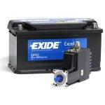 Image - 12-48 VDC 400-W integrated servo motor