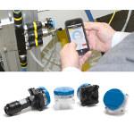 Image - Wireless monitoring sensors work on iOS Mobile App