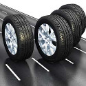 Image - Wheels: <br>Low-resistance tires really do save drivers money