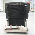 Image - Cummins-Peterbilt SuperTruck gets Modine waste heat recovery heat exchangers