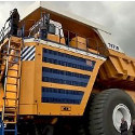 Image - World's largest mining dump truck debuts with Siemens electric traction drive system on board