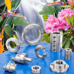 Image - Shaft collars and couplings: Over 1,000 stainless steel products