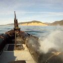 Image - Lockheed Martin demonstrates ADAM ground-based laser system against military-grade small boats