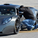 Image - World's fastest production car: <br>Hennessey Venom makes 270-mph run at Kennedy Space Center