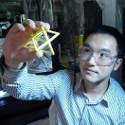 Image - Researchers create ultra-stiff aerogels using 3D-printing technology