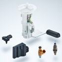 Image - Wheels: <br>Slashing part counts: DENSO develops low-cost fuel-injection system for small motorcycles