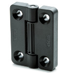 Image - Products: <br>Torque-resistant plastic hinges