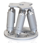 Image - Products: <br>Low-cost hexapod 6-axis positioner