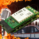 Image - Mini card enables wireless voice communications