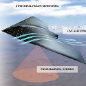 Image - Wings: <br>Engineers developing smart skin to detect aircraft injury