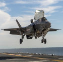 Image - Wings: <br>Micro cracks in titanium part cause F-35 Lightning II jetfighter fire, multiple fixes investigated