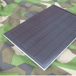 Image - Product: Armored solar panels
