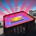 Image - High-tech mirror coating beams heat away from buildings into space
