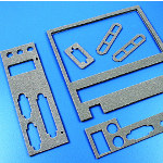 Image - Product: Conductive foam gaskets with EMI shielding