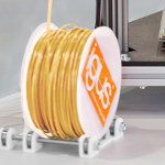 Image - Mike Likes:<br> Make your own bearings: <br>igus presents the world's first printable bearing material filament for 3D printers