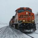Image - Wheels: <br>Supersonic air blower sweeps train rails clean