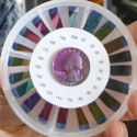 Image - Ultra-thin silicon films create vibrant optical colors