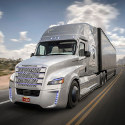 Image - Freightliner Inspiration Truck gets its autonomous vehicle license from Nevada DMV