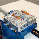 Image - DC Motor Applications: Micro coreless motors power precision plotter/cutting systems