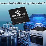 Image - Sensors: World-first thermocouple EMF-to-Celsius converter