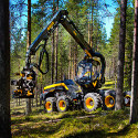 Image - Ponsse forest harvester design wins Swedish Steel Prize 2015