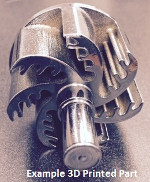 Image - 3D metal printing: Parts that are way tougher than stainless steel