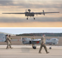 Image - Soldiers bid farewell to Army's oldest unmanned aircraft
