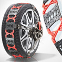 Image - Wheels: <br>Plastic tire chains try to get a grip in Europe