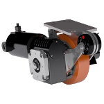 Image - Motion: First industrial motor-powered caster