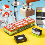 Image - Robotics: Custom battery packs for robots and mobility devices