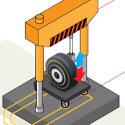Image - Application Note: Landing-gear drop test