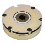 Image - Mechanical: Low-cost thin spring engaged (power-off) brake