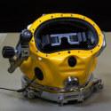 Image - Navy dive helmet display emerges as game-changer